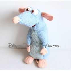 Peluche Rémy rat DISNEY STORE Ratatouille Disney bleu 38 cm