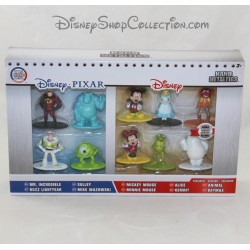 Disney PIXAR Nano Metalfigs metal figure set of 10 figurines