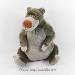 Peluche ours Baloo DISNEY HASBRO Le livre de la jungle 32 cm