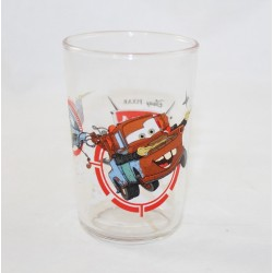 Glass Cars 2 DISNEY PIXAR Martin and Finn McMissile Amora mustard