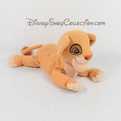 Peluche lionne Kiara DISNEY Jemini Le Roi Lion fille de Simba vintage 18 cm