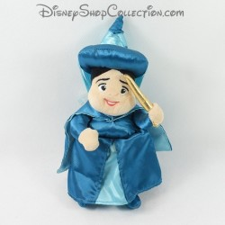 Disney STORE Beauty and Queen Fairy Pimprenelle Blue Sleeping Beauty 26 cm