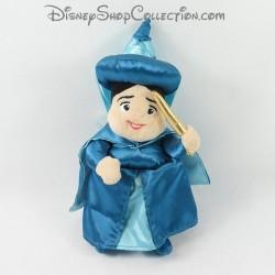 Disney STORE Bellezza e Regina Fata Pimprenelle Blu Addormentata Bellezza 26 cm