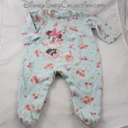Pyjama coton Minnie DISNEY STORE dors bien bébé fille 3-6 mois