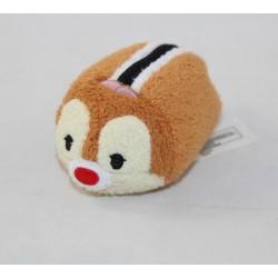 Tsum Tsum Tac Squirrel DISNEY NICOTOY Tic and Tac mini plush Disney 9 cm