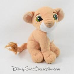 Peluche lion Nala Disney Le Roi Lion