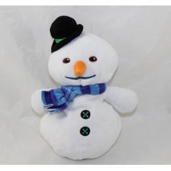 Peluche Chocotte DISNEYLAND PARIS Docteur la peluche bonhomme de neige 23 cm