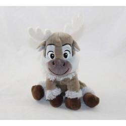 Peluche renne bébé Sven DISNEY NICOTOY La reine des neiges 22 cm