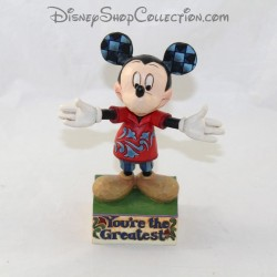 Mickey DISNEY TRADITIONS Jim Shore You're the Greatest Figure