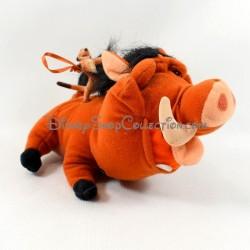 Peluche Pumba et Timon HASBRO Disney Le Roi Lion 13 cm