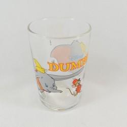 Verre Dumbo AMORA DISNEY éléphant Dumbo et Timothée 9 cm
