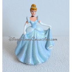 Figurine résine Cendrillon DISNEYLAND PARIS robe bleu Disney 10 cm