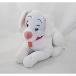 Peluche Prunelle chienne DISNEY Les 102 Dalmatiens Nestlé nez rose 33 cm