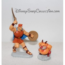 Figurine Hercule DISNEY Hercules et Phil pvc 10 cm