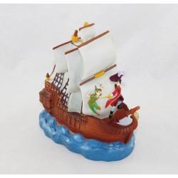 Piggy bank boat Peter Pan...
