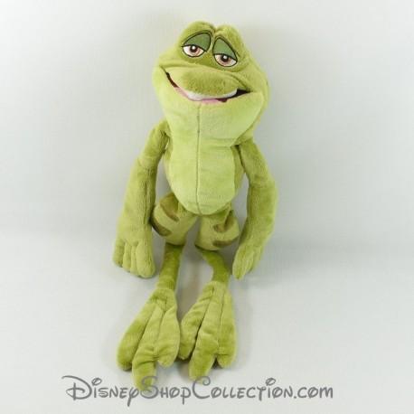 Plush frog Naveen DISNEY The princess and the frog 55 cm