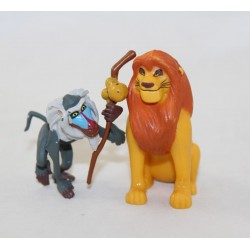 Set of figurines The Lion...