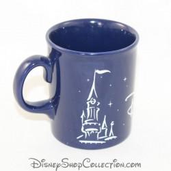 Mug castle DISNEYLAND PARIS azul