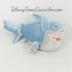 Peluche requin Bruce DISNEY STORE Le Monde de Némo 26 cm