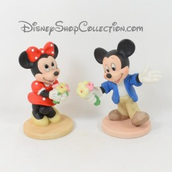 Set of figurines Mickey and...
