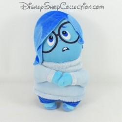 Peluche Tristesse GIPSY Disney Vice-Versa bleu 26 cm
