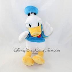 Peluche classique Donald DISNEY blanc bleu 30 cm