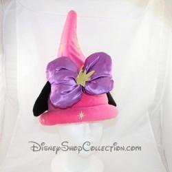 Chapeau Minnie DISNEYLAND PARIS rose noeud violet