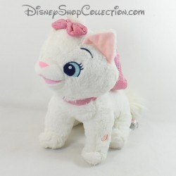 Soft toy sound cat Marie DISNEY PRIMARK The Aristochats blushes 30 cm