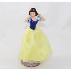 Statuette en résine Blanche Neige DISNEYLAND PARIS Blanche-Neige et les 7 nains robe en tulle glitter 22 cm