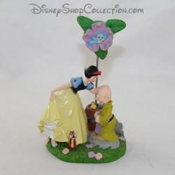 Foto puerta figurilla Simplet EURO DISNEY Blancanieves y los 7 enanos