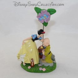 Photo door figurine Simplet EURO DISNEY Snow White and the 7 dwarfs