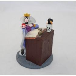 Figurine Evil Queen DISNEY STORE Classics Blanche-Neige et les 7 nains méchante reine pvc 10 cm