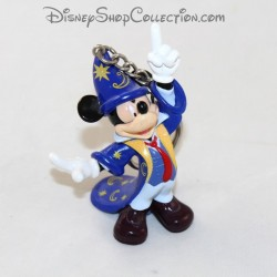 Porte clés Mickey DISNEY figurine magicien