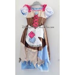Déguisement Cendrillon DISNEY robe reversible princesse et souillon 3/5 ans