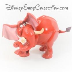 Figurine articulée Tantor éléphant DISNEY Mcdonald's Tarzan Mcdo jouet plastique 15 cm