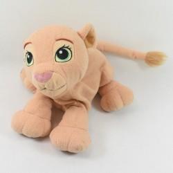 Peluche lionne Nala DISNEY Hasbro Le roi lion bisou museau aimant 24 cm