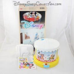Veilleuse musicale bébé carrousel DISNEY Mattel Dreamtime carousel