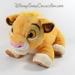 Peluche lion Simba DISNEY STORE Le Roi Lion 30 cm