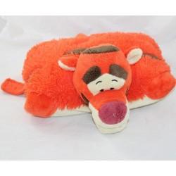 Peluche coussin Tigrou DISNEY pillow pets orange Disney 30 cm