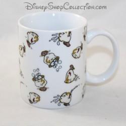 Mug zip DISNEY Beauty and the Beast