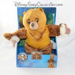 Transformable plush Kenaï bear DISNEY Brother of the Bears