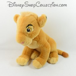 Plush lion Simba DISNEY The Lion King eyes embroidered vintage 34 cm