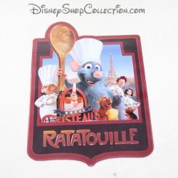 Placa metálica DISNEYLAND PARIS Ratatouille