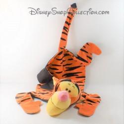 Tapis tigre Tigrou DISNEY Winnie l'ourson orange chambre bébé 85 cm