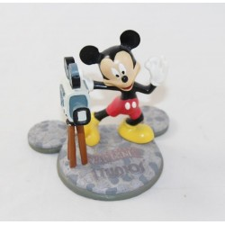 Statuina in resina Mickey...