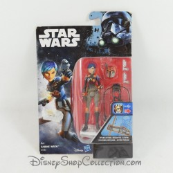 Figurine Sabine Wren DISNEY Star Wars Rebels Hasbro B7282 NEUF