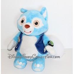 Peluche Wolfie DISNEY STORE agent spécial Oso Disney Junior 40 cm