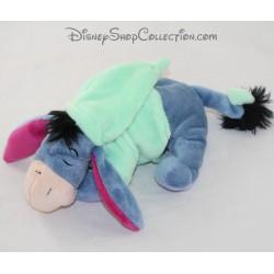 Peluche asino Bourriquet NICOTOY Disney pigiama verde