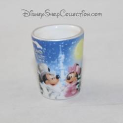 Mini taza Mickey y Minnie DISNEYLAND PARIS Navidad