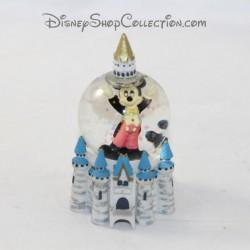 Mini globo de nieve Mickey EURO DISNEY Chateau